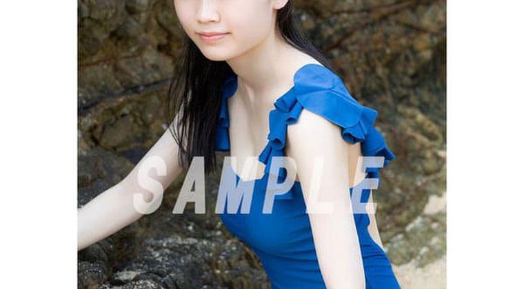 モーニング娘。'21山崎愛生(wikiあり)初写真集「Mei16」エモい水着に大反響