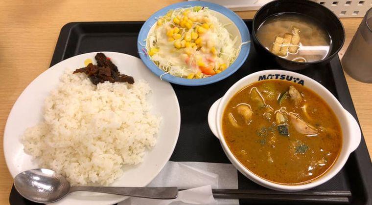 【緊急】松屋カレー新メニュー「海鮮ごろごろシーフードカレー」で本気出す