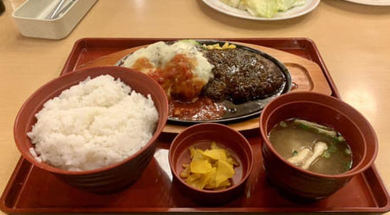 【画像】ツインハンバーグ定食(599円)を注文してこれがテーブルに運ばれてきたらどうする??