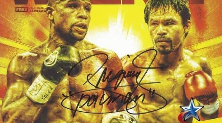 ボクシングのパッキャオ氏、現役引退を表明 フィリピン大統領選に出馬
