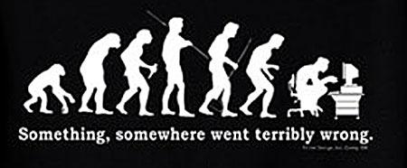 進化の存在証明