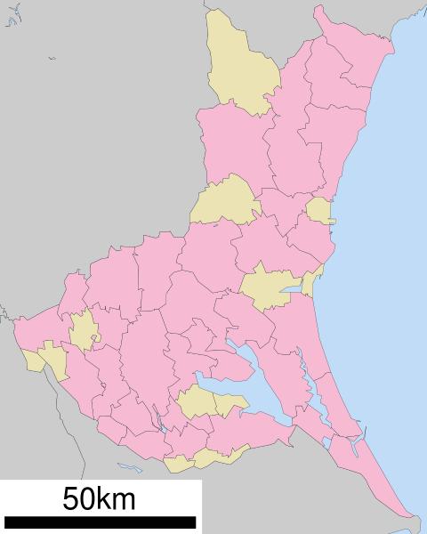 2014年1月1日 23時39分頃 M4.2 地震 震源地 茨城県沖 最大震度3