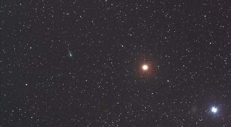 【宇宙ヤバイ】 「アイソン彗星」がやって来る 太陽最接近(11月29日)まであと44日!