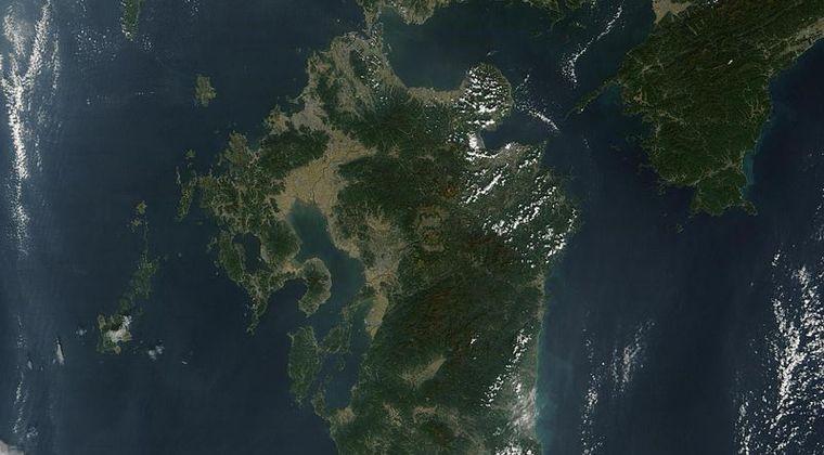 【地殻変動】九州地方は南北に真っ二つに分断される可能性がある…2016年熊本地震の震源域調査でそのメカニズムの発生要因が判明か