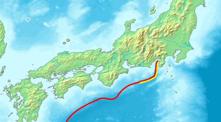 【混乱】ヒヤッとした日向灘での「M6.3」地震、これがもし「M6.8超」だったら...「南海トラフ巨大地震」の臨時情報が発表され、社会は大騒ぎになっていた!