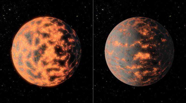 太陽系外の惑星で「火山噴火」を確認か