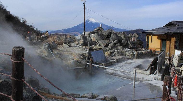 【箱根山】大涌谷付近で群発地震を観測…神奈川県温泉地学研究所が監視