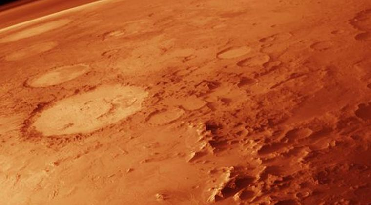【NASA】火星の真夜中ちょうどに震える謎の磁場…探査機が発見、原因は不明