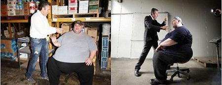 オーストラリアで一番重い男性が催眠術で200キロの減量に成功 #ダイエット