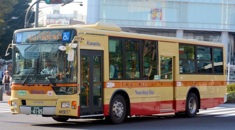 バス画像倉庫(みなときた支所)