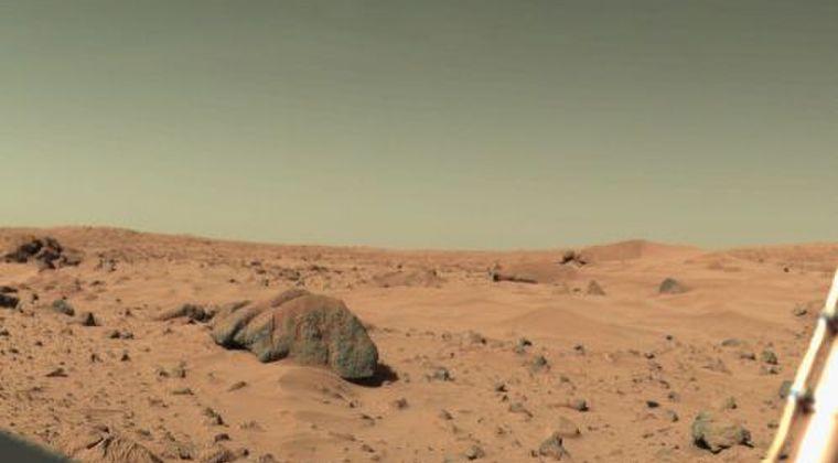 【火震】NASA火星探査機インサイトが「火星の地震」と思われる震動を初めて観測
