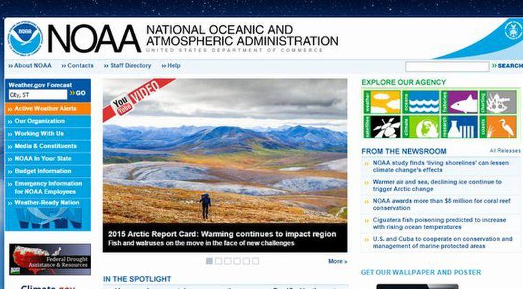 NOAA「北極圏の気温が1900年からの観測史上最高を記録した」温暖化に警鐘
