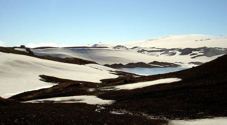 アイスランド最大の火山である「カトラ火山」で地震が急増!気象当局が噴火のおそれありと監視を継続