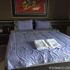 ベンジャタラ・ブティック・リゾートは静かな環境にある宿泊施設  in ロッブリー県