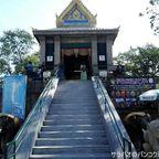 サーン・プラ・カーンは猿に占拠された寺院 in ロッブリー県