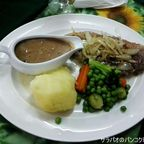 イギリス料理が食べられるレストラン ザ・デボンシャー in パタヤ