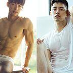 カッコ可愛い系なのに筋肉バキバキの台湾イケメンのセクシー写真集
