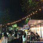 ハビト・モールの祭りに行ってきた in オンヌット