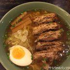 仙台もっこりラーメンの炙りチャーシュー麺は旨くてコスパ良し! in スリウォン