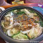オー・オー・プラー・ジュムでお勧めの白身魚の寄せ鍋 in シーサケット県