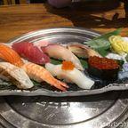 リアルイチで新鮮な寿司盛りを食す in ペッチャブリー