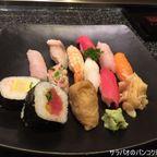 築地のランチはにぎり寿司定食が297バーツと超お得! in タニヤ