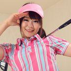 【片岡杏奈】ゴルフウェアで秘部にホールインワン【AV】