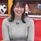 【稲村亜美】着衣でもわかる恵体巨乳【TV】