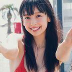 華村あすか モデル顔負けのスタイルと屈託ない笑顔