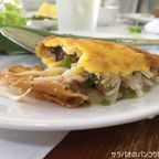 タンは1品最大120バーツの激安ベトナム料理店 in プラーチーンブリー県