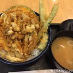 てんやの野菜天丼は79バーツと安くて最高! in サイアムスクエア・ワン