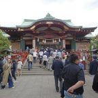 東京・神社10社巡り