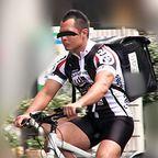 9年前に自転車部だったノンケくん、経験生かして〇〇Eatsの配達員に!