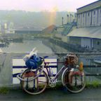 自転車で北海道