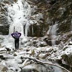 冬の金剛山2018