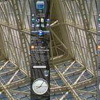 デスクトップ改造25 Aero Sidebar V2でVista風サイドバーを!