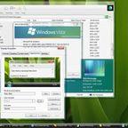 デスクトップ改造19 Vista Transformation Packを使おう!