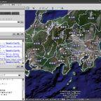 Google Earthが日本語に対応!!!