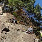 モミソ岩トレ