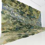 【画像】生い茂る森林を再現した絨毯が魅力的!!