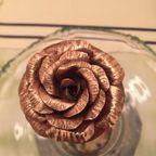 銅のパイプからバラの造花を作る制作風景が凄い!!