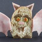 サンドイッチで作った!ちょっと不気味なモンスターの画像の数々!!
