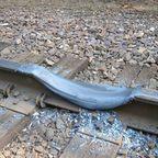【画像】電車がバーンアウトした結果…