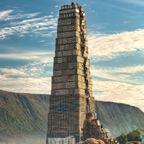 世界最大級のたき火!木製パレットを積んで燃やすお祭り「ヨンソク」が凄い!!