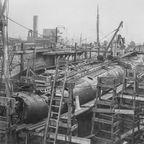 第一次世界大戦に使用したドイツの潜水艦!『Uボート』の内部が凄い!!