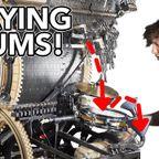 謎の鉄球の歯車のマシンで?演奏する音楽がステキ!!