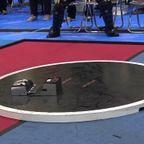 小さな!ロボット相撲の迫力が凄い!!