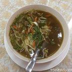 Diyalo Grihaでネパール料理を食す on ラーチャプラーロップ通り