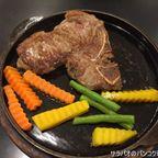 Mobile Steakで229バーツのTボーンステーキを食す on ランナム通り