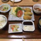 すえひろは夜でも200バーツ前後の定食メニューがありお得! in スリウォン